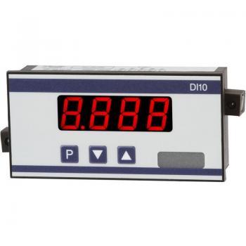 Цифровой индикатор для монтажа в панель DI10 фото 1