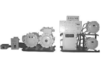 Аппаратура управления и автоматизации комбайна КА-80 комплекса КД-80