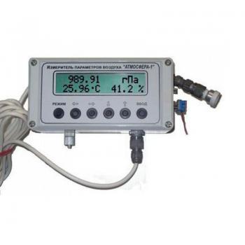 Фото измерителя параметров воздуха Атмосфера-1