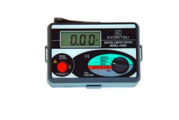 Измеритель сопротивления заземления KEW 4105А