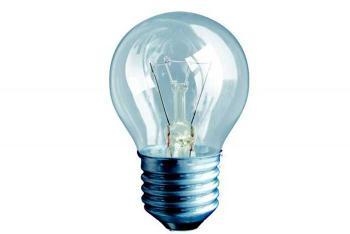 Фото ламп накаливания шарообразной формы с цоколем типа В22