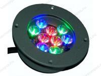 Светильник Sprut-9 GR RGB фото 1