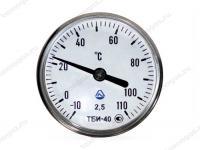 Фото биметаллического термометра ТБИ