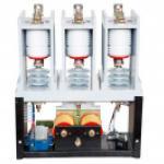 Фото контакторов КВТв класса 10кВ с отключающей способностью 12